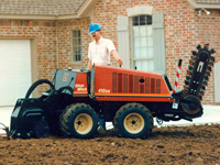 Ditch Witch Plow Rentals in MI