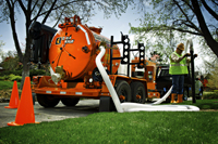 Ditch Witch Vacuum Excavation Rental