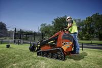 Ditch Witch Skid Steer & Attachments for Rent