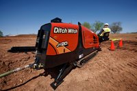Rent this 2014 Ditch Witch RT80 Quad in Howell, MI